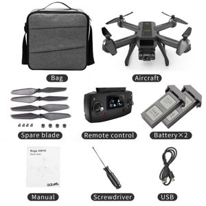 MJX Bugs 20 / B20 EIS GPS bürstenlose RC-Drohne mit 4K 5G FPV HD Kamera Quadcopter