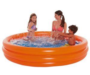Planschbecken / Uni 3-Ring-Pool Ø 200cm Happy People 77718