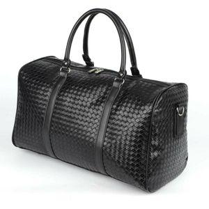 Schwarze Nachttasche Travel Golf Bag Weekend Reisetasche Sporttasche