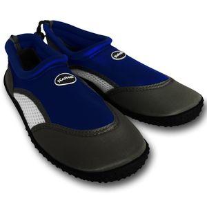 Herren Badeschuh Gr.43 blau – Schuhe – Wasserschuhe – Badeschuhe - Wasserschuh