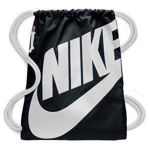 Nike Heritage Turnbeutel RW6524 (Einheitsgröße) (Schwarz/Weiß)