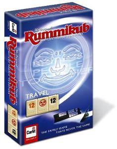 Ravensburger Rummikub Travel, Glücksspiel, Kinder, 8 Jahr(e), Box