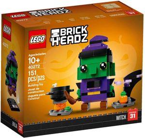 LEGO Brickheadz 40272 Halloween Hexe Seasonal Witch