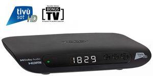 Tivùsat HD Classic certified DVB‐S2 Receiver HRS8830