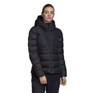 adidas Damen Traveer COLD.RDY Daunenjacke schwarz, Größe:M