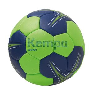 Kempa GECKO Handball flash grün/deep blau 3