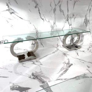 Christy CC TV Lowboard - 200 x 45 x 45 cm