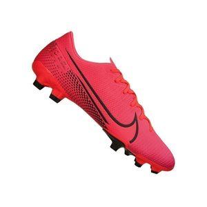 Nike Herren Nockenschuhe Fussballschuhe Nike Mercurial Vapor 13 Academy MG rot, Größe:39
