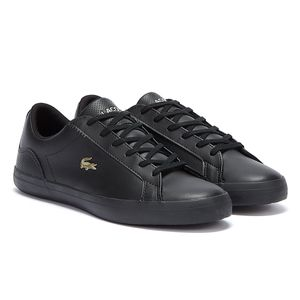Lacoste Lerond Damen Sneaker in Schwarz, Größe 38