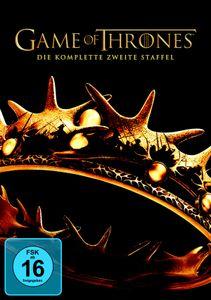Game of Thrones - Staffel 2  [5 DVDs]
