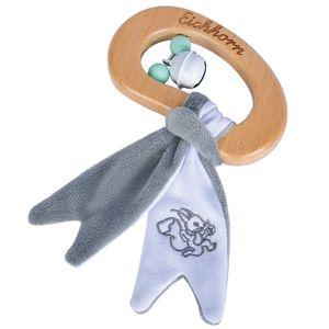 Eichhorn Baby Pure Rassel hochwertiges Holzspielzeug für Babys