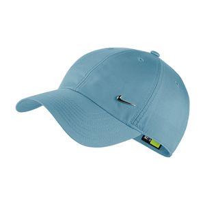 Nike U Nsw H86 Cap Nk Metal Swoosh Cerulean -
