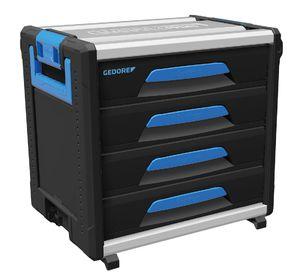 GEDORE 1110 WM 24 Werkzeug-Box-Modul WorkMo B2, 4 Schubladen H6, 2954311