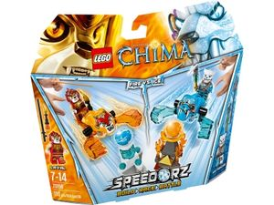 LEGO Legends of Chima Feuer-Höhle
