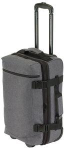 Reisetasche mit Rollen 33L Reisetrolley 28x24x55cm Sporttasche mit Rollen 2,6 kg Visby