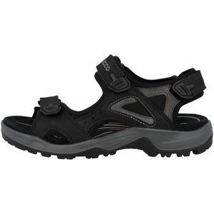 ecco Offroad Herren klassische Sandale Schwarz Schuhe, Größe:42