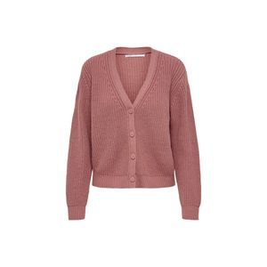 Only Damen Pullover 15220026 Dusty Rose