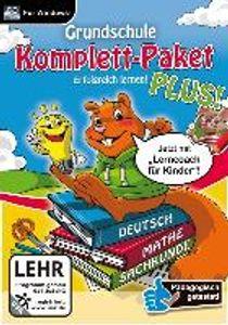 Grundschule Komplettpaket Plus. Für Windows 7/8/10