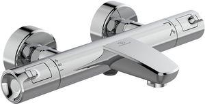 IS Badethermostat AP CERATHERM50, Ausld. 161mm, Chrom
