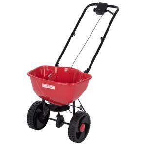 Streuwagen Rasen 15 Liter auch für Salz, Sand und Dünger