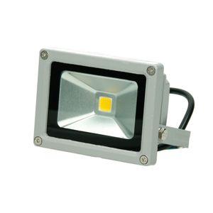 ECD Germany 5 Stück LED Flutlicht Strahler Außen 10W - 2800K WarmWeiß - Wasserdicht IP65 - Superhell - Outdoor Sicherheitsleuchte - Fluter Außenstrahler Scheinwerfür Flutlichtstrahler Baustrahler