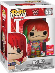 WWE - Asuka 56 2018 Summer Convention Limited Edition - Funko Pop! - Vinyl Figur