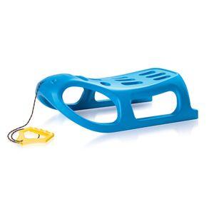 Prosperplast Kinderschlitten Isbseal Rodelschlitten Rennschlitten Schlitten , Farbe:blau