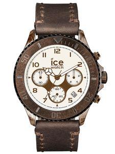 Ice-Watch VT.CH.BN.BB.L.14 Ice Vintage CH Brown Big Big Chrono braun
