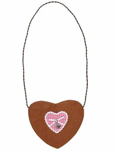 Bayerisches Herz Tasche für Damen