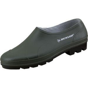 Dunlop Galosche Gummischuhe Gartenschuhe Schuhe Dunlop Galosche grün Gr. 39 grün