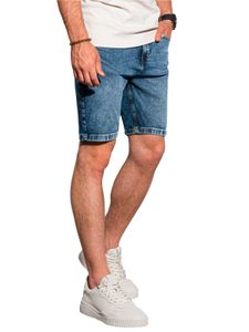 Ombre Jeans-Shorts, einfache Shorts für Jeans, Bermuda, Jeans, kurze Jeans, lässig, sportlich, bequem, kurze Hose mit Taschen, Jeanshose, S-XXL Jeans L
