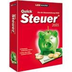 QUICKSTEUER 2021 - CD-ROM-Eurobox