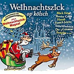 Various-Weihnachtszick Op Koelsch