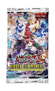 Yu-Gi-Oh! (Sammelkartenspiel), Hidden Summoners Booster DE