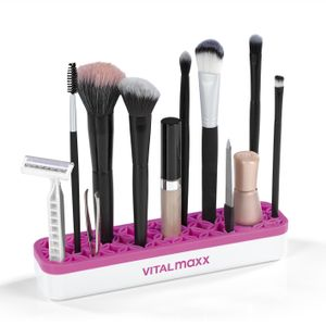 Make up Organzier Schminke Styling Ablage Aufbewahrung Pinsel Ordnung 2er Set