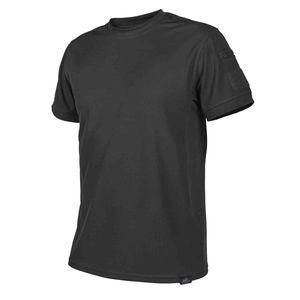 Helikon-Tex TACTICAL T-Shirt Top Cool Army Outdoor Militär Black M