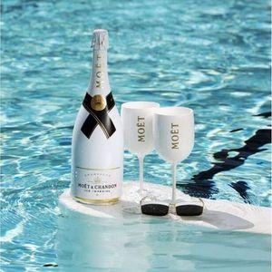 Rotweingläser Wein Champagner Coupes Cocktailglas Champagner Flöten Kunststoff Rotweinglas Weinglas Weiß