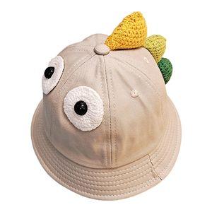 Uni Sonnenhut Bucket Hat Fischerhut Fischermütze Schlapphut Freizeithut Anglerhut für Kinder Mädchen Jungen Farbe Beige