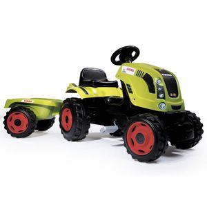 Smoby Kindertraktor Farmer XL Claas Arion 400