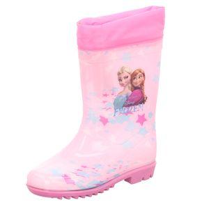 Frozen Kinder Gummistiefel FROZEN Pink