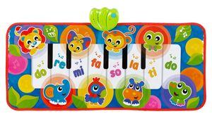Playgro Jumbo Jungle Klavierspielmatte mit Tiergeräuschen, 40206