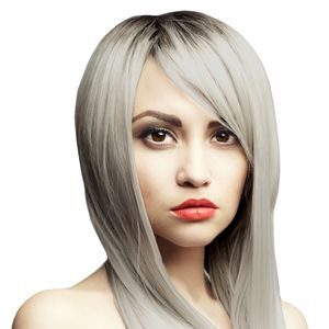 Graue Haarfarbe Headshot Grey Skull, Semi-permanente Haartönung 150 ml