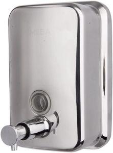 Seifenspender,800 mlWand-Desinfektionsspender ABS Manuelle Seifenpumpe für das Badezimmer des Home Hospital Hotels