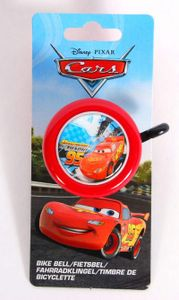 Disney Fahrradklingel Fahrrad Klingel Glocke Fahrradglocke Kinder, Disney:Cars