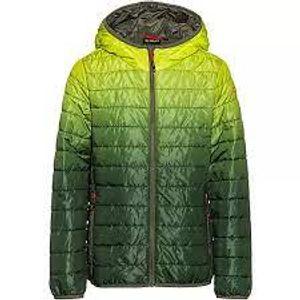 Cmp Boy Jacket Fix Hood Moss 5 Years