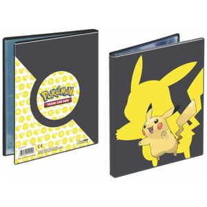Pokemon - Pikachu 2019 - 4-Pocket Portfolio - A5