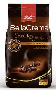 Melitta Bellacrema Selection des Jahres, ganze Bohne, 1000g