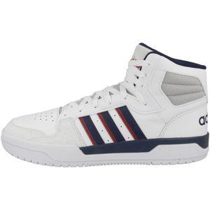 Adidas Entrap Mid Herren Sneaker in Weiß, Größe 8