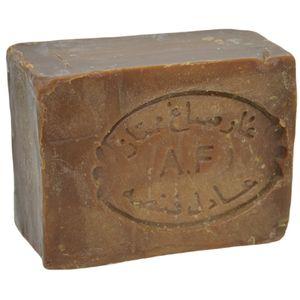 Original Aleppo Seife 60/40, 170g - 60% Olivenöl 40% Lorbeeröl, Seife aus Aleppo - für fettige Haut