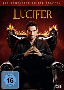 Lucifer Staffel 3 - Warner Home Video  - (DVD Video / TV-Serie)